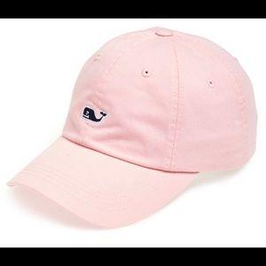 Pink Vinyard Vines Baseball Cap